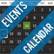 XML Multiple Events Calendar 6 skins - ActiveDen Item for Sale