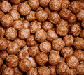 Chocolate cereal background - PhotoDune Item for Sale