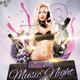 Music Night Flyer 6 x 4 - GraphicRiver Item for Sale