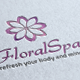 Floral Spa Logo - GraphicRiver Item for Sale