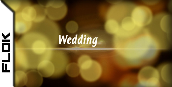 After Effects Project - VideoHive Wedding Bokeh Mosaic 406063