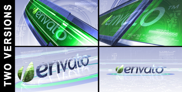 After Effects Project - VideoHive Hi-Tech 3D Logo 406855