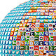 Social Networks Planet - VideoHive Item for Sale