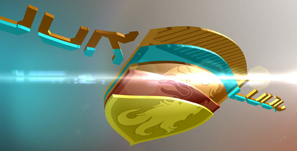After Effects Project - VideoHive Wavy Logo Reveal 407870