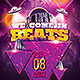 We Come In Beats Party Flyer - GraphicRiver Item for Sale