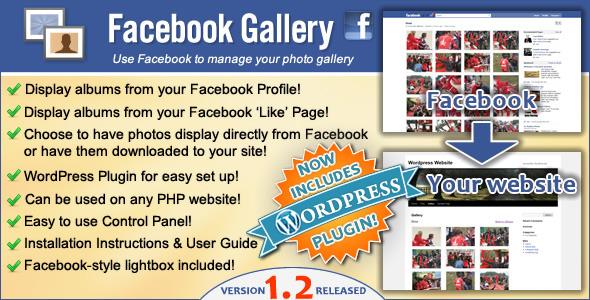 CodeCanyon Facebook Gallery 398399