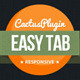 Easy Tab Wordpress Widget - CodeCanyon Item for Sale