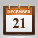 Customizable Calendar Icon - GraphicRiver Item for Sale
