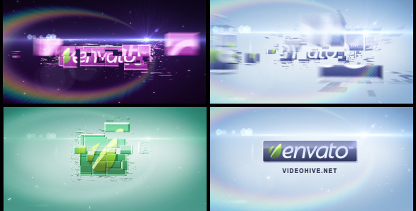 After Effects Project - VideoHive Emerging Logo 409386