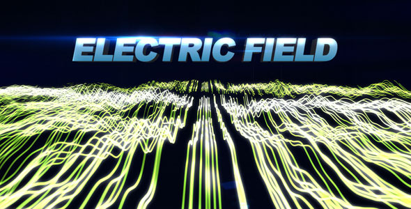 After Effects Project - VideoHive Electric Field Logo 396847