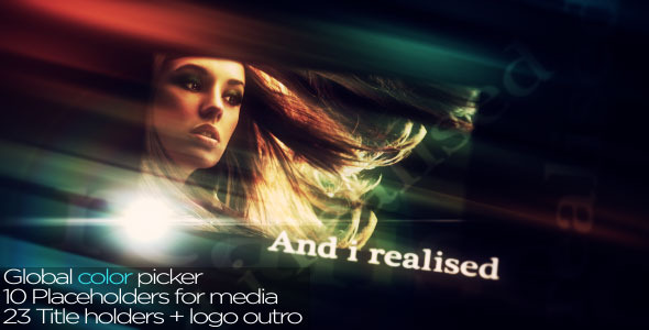 After Effects Project - VideoHive A New Day Titles 409305