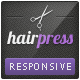 Hairpress - HTML Template for Hair Salons - ThemeForest Item for Sale
