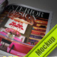 Realistic Magazine Mock up - GraphicRiver Item for Sale