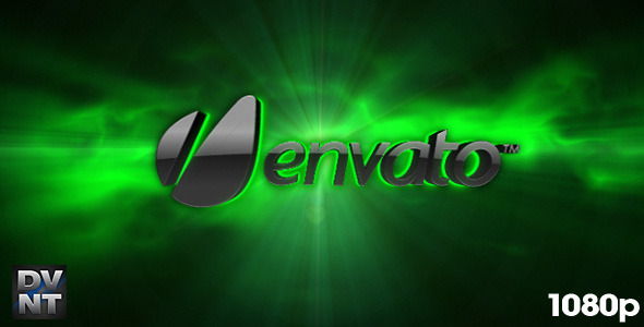 After Effects Project - VideoHive The Green flash Logo Stinger 410814