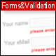 Forms and Validation - CodeCanyon Item for Sale