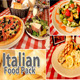 Italian Food Pack - VideoHive Item for Sale