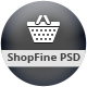 ShopFine : Modern Premium eCommerce PSD - ThemeForest Item for Sale