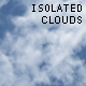 Isolated Clouds 3.0 - GraphicRiver Item for Sale