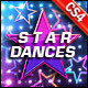 Star Dances Promo - VideoHive Item for Sale