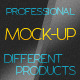 Multi Mock-Up Products - GraphicRiver Item for Sale