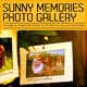 Sunny Memories Photo Gallery - VideoHive Item for Sale