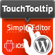 TouchTooltip — WordPress plugin - CodeCanyon Item for Sale