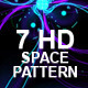7 HD Space Pattern - GraphicRiver Item for Sale