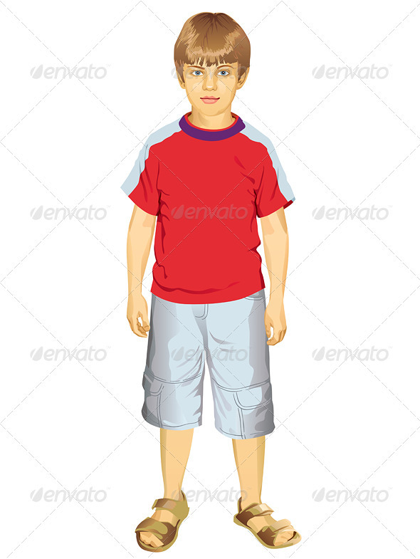 Tags for this item  alone  boy  casual  caucasian  child  childhood    Kid Standing Alone
