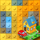 3D Toy Bricks Photoshop Actions - GraphicRiver Item for Sale