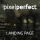PixelPerfect - Responsive Landing Page - ThemeForest Item for Sale
