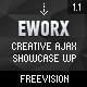 eworx-creative-ajax-showcase-wordpress-theme