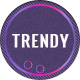 Trendy - Fashion Responsive Site Template - ThemeForest Item for Sale