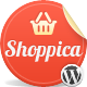 Shoppica - Responsive E-commerce WordPress Theme - ThemeForest Item for Sale
