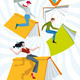 Books Rodeo Vertical - GraphicRiver Item for Sale