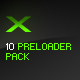 10 Preloader Pack - ActiveDen Item for Sale