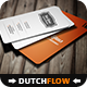 Pro Business Card 1 - GraphicRiver Item for Sale