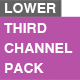 Lower Third and Channel Promotion Package - VideoHive Item for Sale