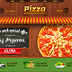 Pizza Header - GraphicRiver Item for Sale