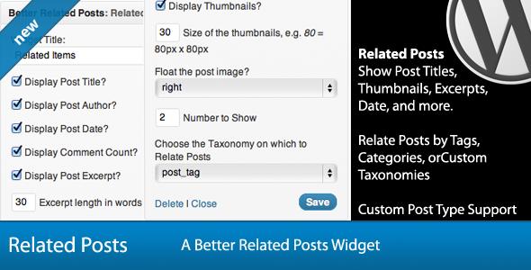 Advanced Blog Authors Widget - 2