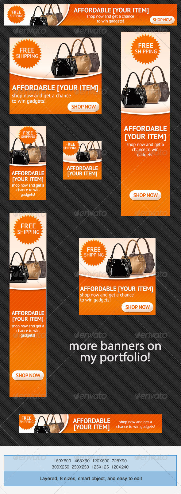 free advertising templates