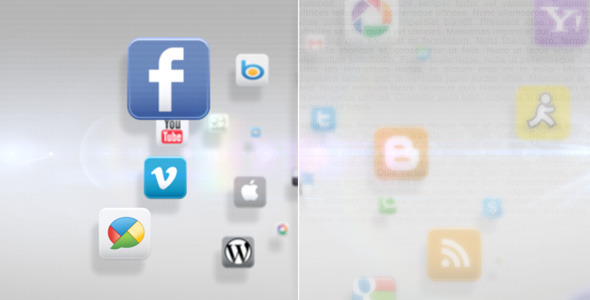 After Effects Project - VideoHive Social Possibilities 430267