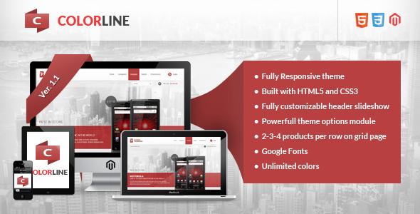 colorline-responsive-magento-theme