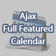 Ajax Full Featured Calendar - CodeCanyon Item for Sale