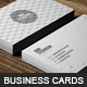 Squares Business Card - GraphicRiver Item for Sale