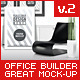 Office Builder 2 - Great Mockup Pack - GraphicRiver Item for Sale