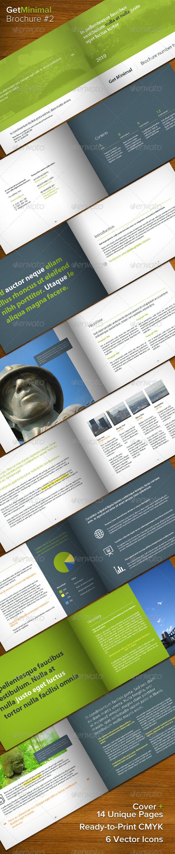 GraphicRiver Get Minimal Brochure 02 411886