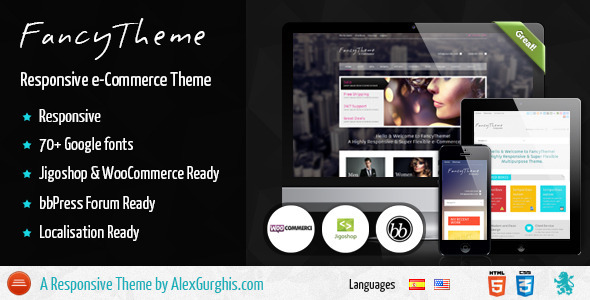 fancytheme-ecommerce-wordpress-theme