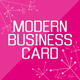Modern Business card - GraphicRiver Item for Sale