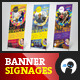 Multipurpose Banner Signage 7 - GraphicRiver Item for Sale