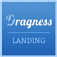 Dragness Business & Portfolio Landing Page - ThemeForest Item for Sale